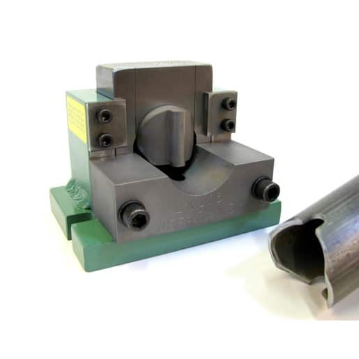 Tube Notching Tool - Custom tool for tube notching and pipe notching applications.
