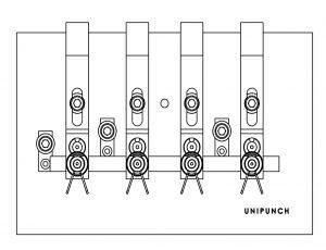 UniPunch Punches and Dies Schematics