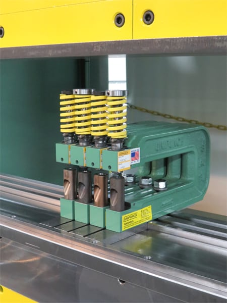 How To Reduce Press Brake Tonnage? | UniPunch