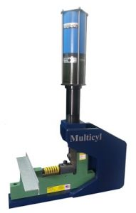 Multicyl Punching Unit In Action