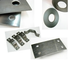 Stainless Steel Punched Parts