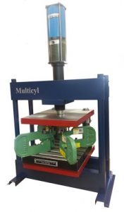 Multicyl & UniPunch Punching Units Working Together