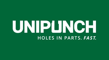 UniPunch - Holes in Parts. Fast.