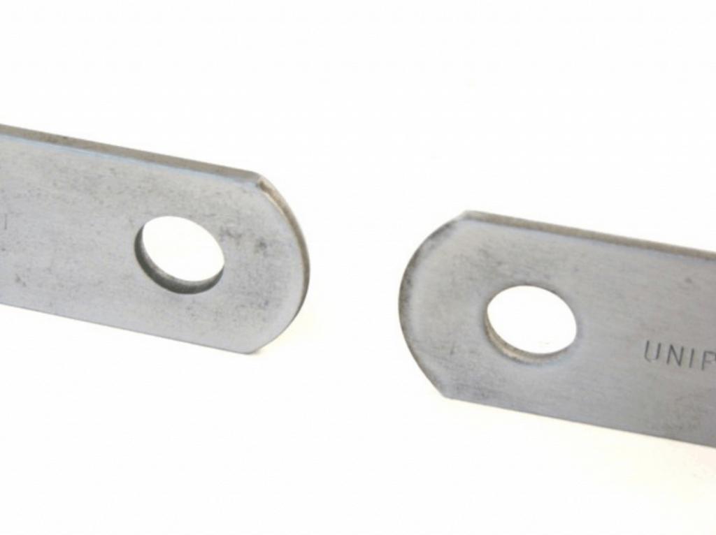 Punching Flat Parts - Steel & Aluminum Metals   UniPunch